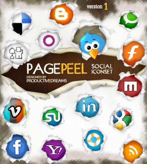 page peel