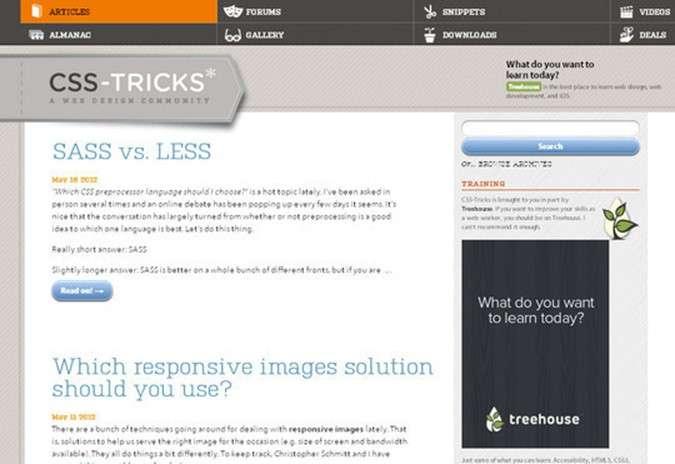 CSS REsources