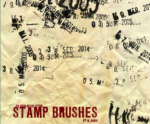 50 Beautiful Free Photoshop Brushes For Designers