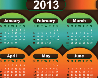 long life calendar