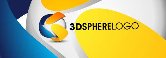 3D looking sphere logo  illustrator tutorial.
