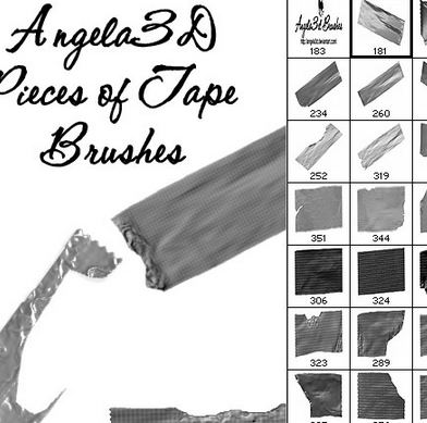 50 Beautiful Free Photoshop Brushes For Designers