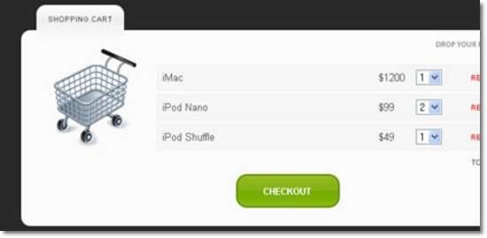 An AJAX-Based Shopping Cart with PHP, CSS and jQuery