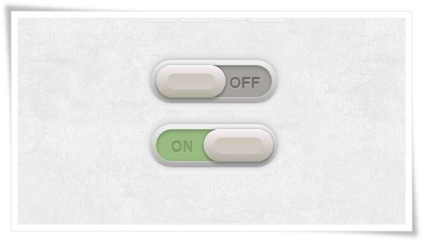 Button Switches with Checkboxes and CSS3 Fanciness1 image