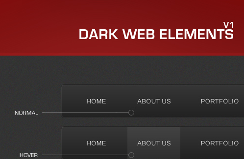 dark web elements