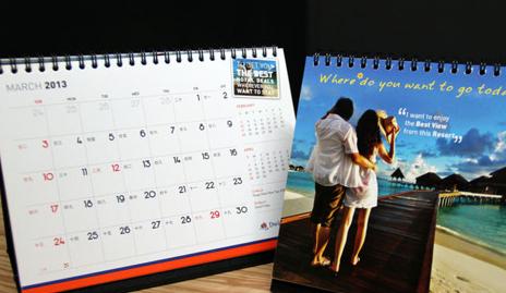 dwidaya tour - calendar 2013
