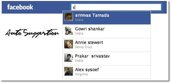 Facebook-like Auto-Suggestion with jQuery, AJAX and PHP