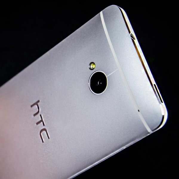 HTC One Smartphone top