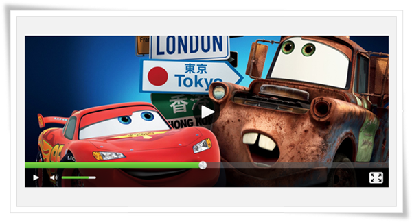 How to Create an Video Player in jQuery HTML5 CSS3 image
