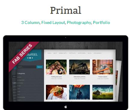 primal theme