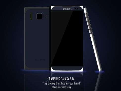 Samsung Galaxy S4 Image