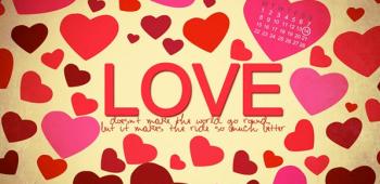 Wishes Redness of Valentine's Day (17)