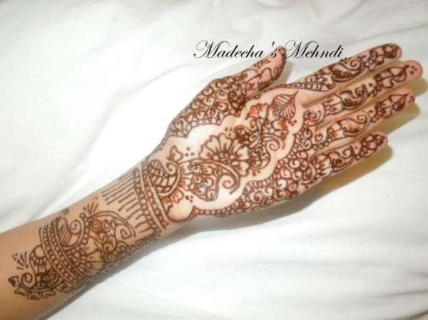 Valentine Day Mehndi Design Collection 2013 (12)