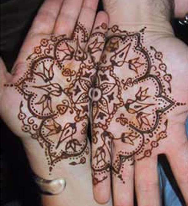 Valentine Day Mehndi Design Collection 2013 (11)