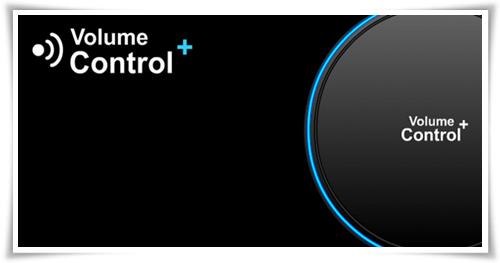 Volume Control +