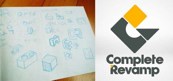 creating a Logo: sketchpad to illustrator