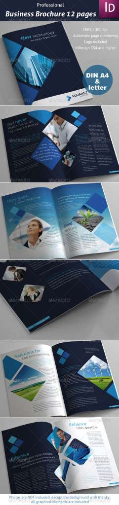 Business Brochure 12 pages - GraphicRiver Item for Sale