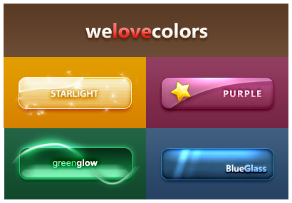 we love colors