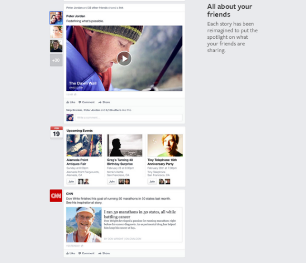 Clutter FB NEWS Feed