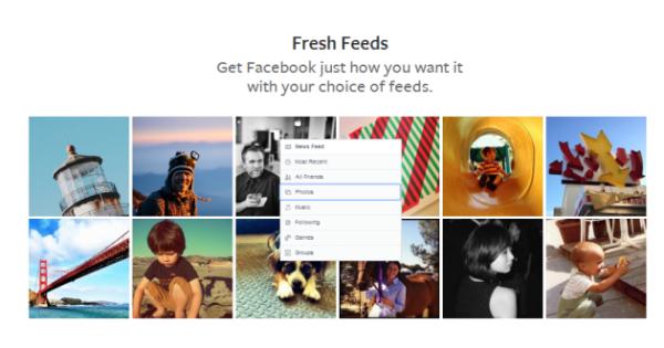 New Facebook NEWSFEED 2013