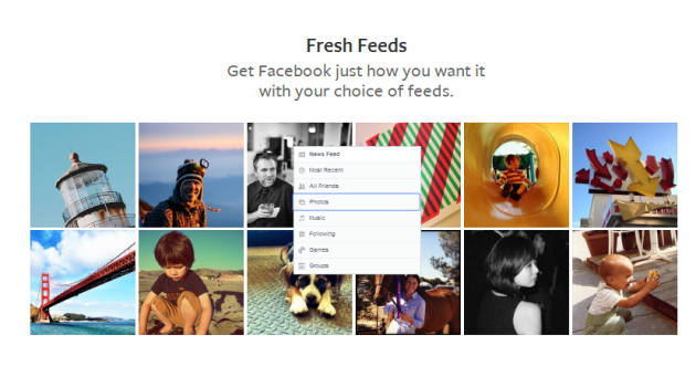 New Facebook NEWSFEED 2013