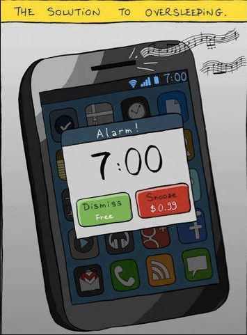 Solutions to oversleep
