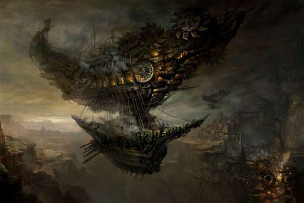 Steampunk Inspired Wallpapers (13)