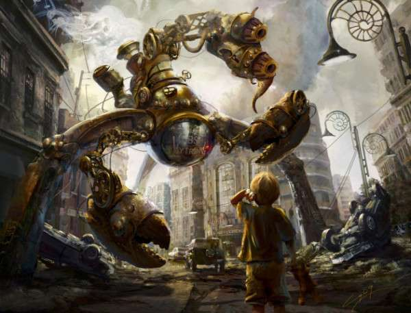 Steampunk Inspired Wallpapers (15)