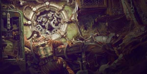 Steampunk Inspired Wallpapers (16)