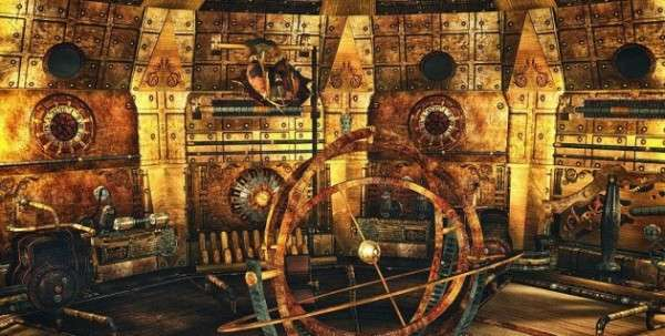 30 Best Steampunk Inspired Wallpapers : Freakify.com