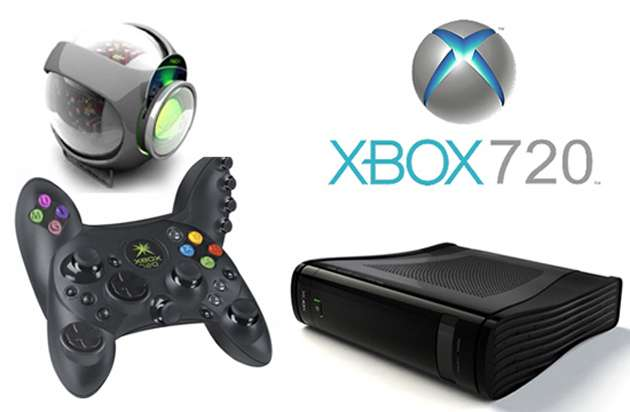 Xbox 720 Release Date : Xbox controller