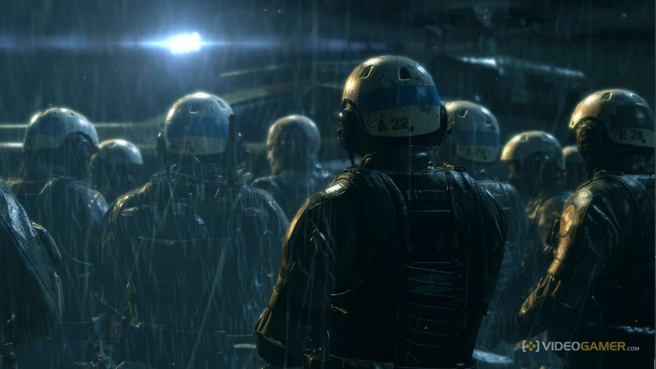 Metal Gear Solid Ground Zeroes Video Game 4k Hd Desktop: PS4 Announces Metal Gear Solid Ground Zeroes 2013