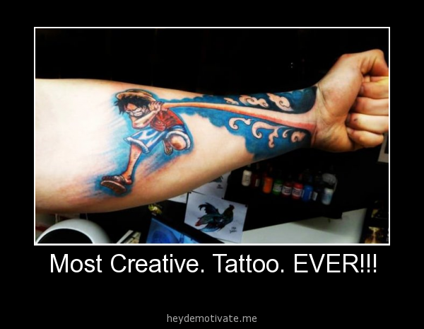 Creative Tatoo
