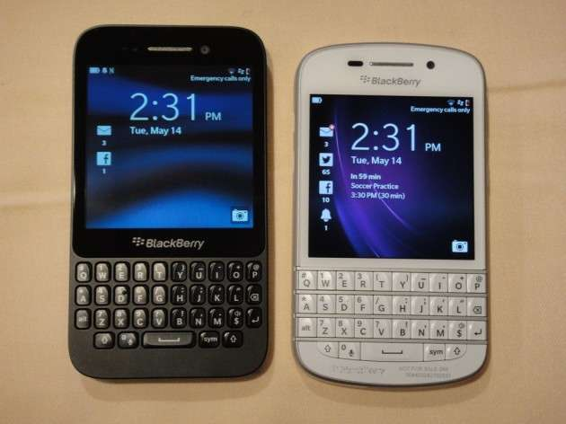 Omio BlackBerry Q5 vs BlackBerry Q10 5 image