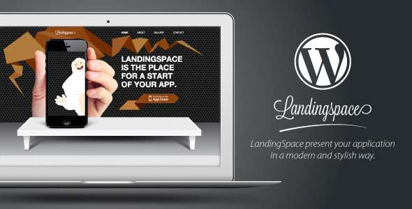 LandingSpace WP - Place for Successful Start - Miscellaneous WordPress