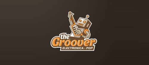The Groover logo