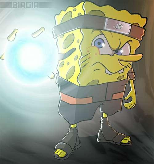 Sponge Naruto