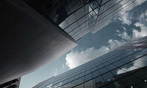 Black free high resolution skyscraper wallpaper