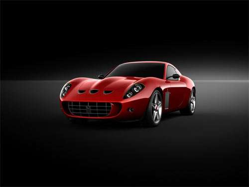 599 GTO front wallpapers