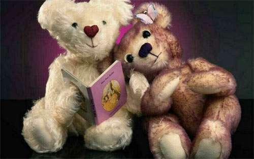 love teddy bears wallpaper