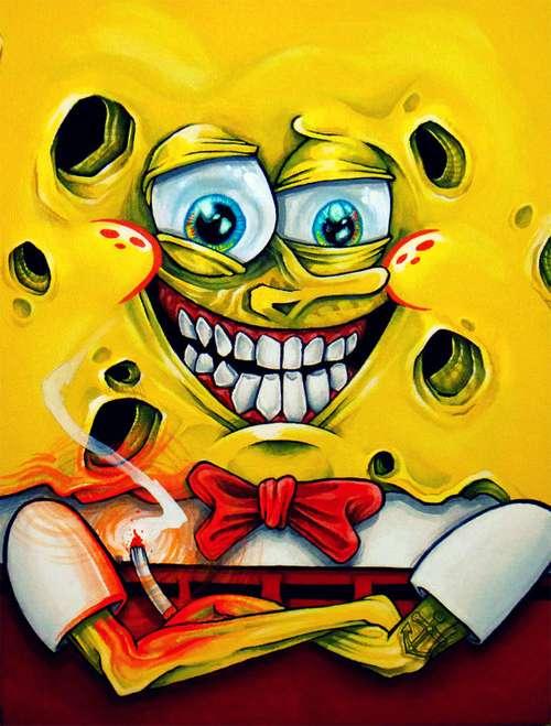 Bob the Sponge