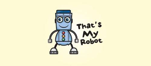 That's My Robot logo