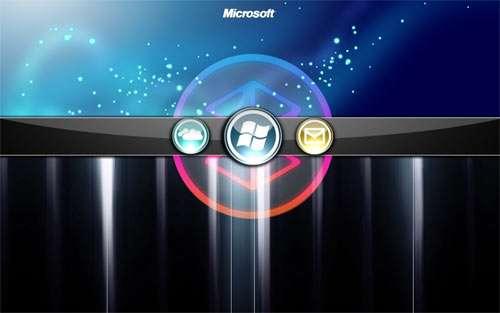 Windows 8 Zune wallpapers
