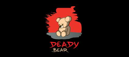 deady bear logo
