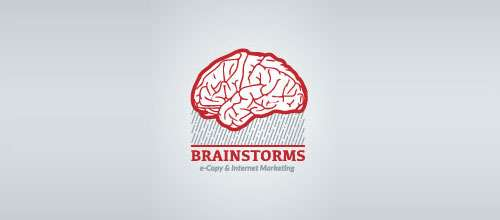Brainstorms logo