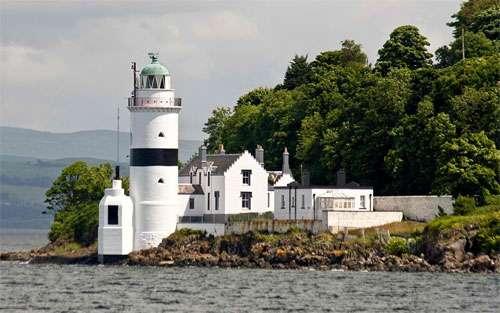 Cloch-River-Clyde-lighthouse wallpaper