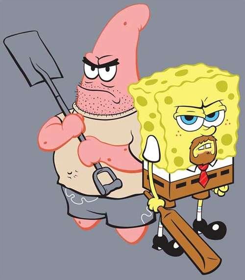 Sponge of the Dead