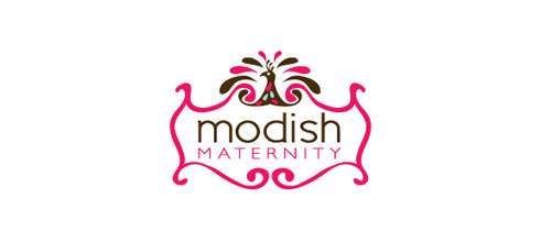 Modish Maternity logo