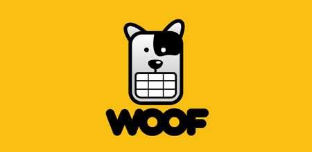 = woof logo