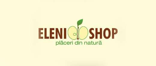 Shop apple logo